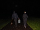 Into the Dark to Collect Dung